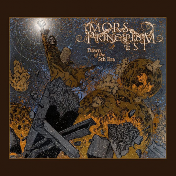 Mors Principium Est - Dawn Of The 5th Era (Japanese Edition) (2014)
