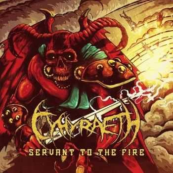 Cyhyraeth - Servant To The Fire (2014)