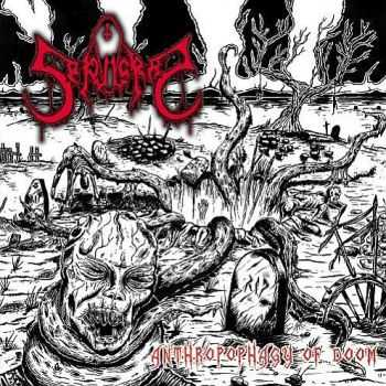Sepulcral - Anthropophagy Of Doom (2012) [LOSSLESS]