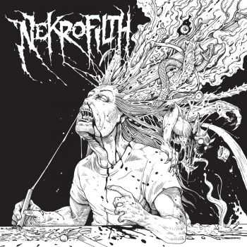 Nekrofilth - Filling My Blood With Poison​.​.​. (2009)