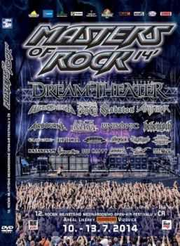 Masters of Rock 2014 (DVD9)