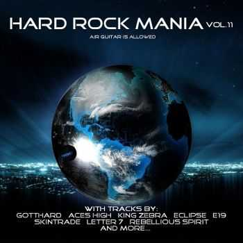 VA - Hard Rock Mania Vol. 11 (2014)