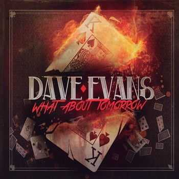 Dave Evans - What About Tomorrow (EP) (2014)