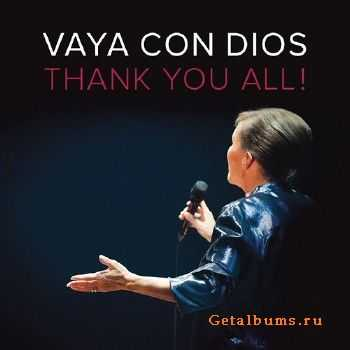 Vaya Con Dios - Thank You All! (2014) [live]