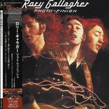 Rory Gallagher - Photo-Finish (Japan Edition) (1998)