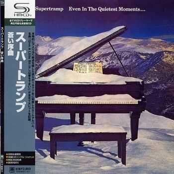 Supertramp - Even In The Quietest Moments... (Japan Edition) (2008)