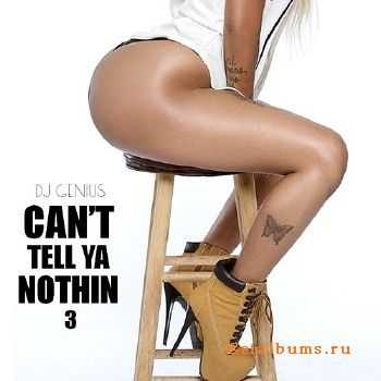 VA - Can't Tell Ya Nothin 3 (2014) [Mixtape]