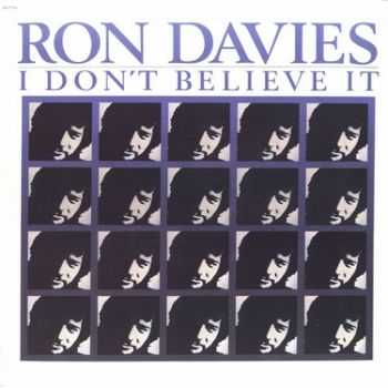 Ron Davies - I Don't Believe It (1978)