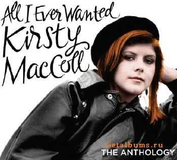 Kirsty MacColl - All I Ever Wanted: The Anthology 2CD (2014)