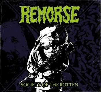 Remorse - Society Of The Rotten (EP) (2014)
