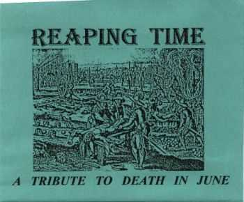 VA - Reaping Time - A Tribute To Death In June (1995)