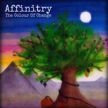 Affinitry - The Colour Of Change (2014)