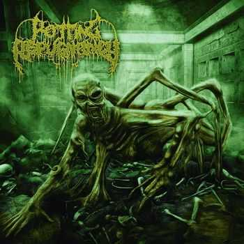 Rotting Repugnancy - The Path Of The Diminished (2014)