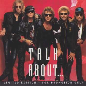 Scorpions - Talk About... (limited edition) (promo) (1992)