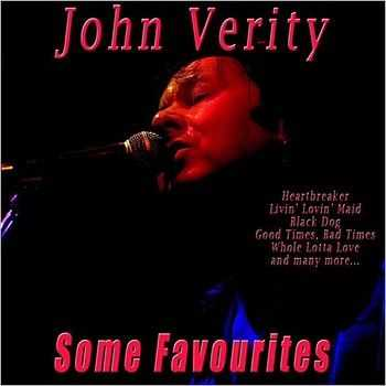 John Verity - Some Favourites (2014)