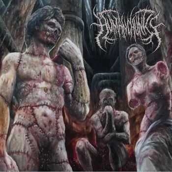 Human Chunks - Anatomical Artistic Deviancy (2014)