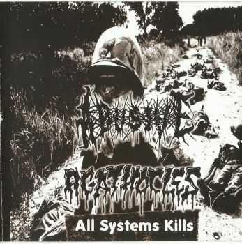Agathocles & Abusive - All Systems Kills (Split) (2014)