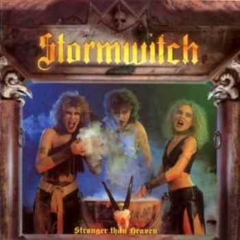Stormwitch - Stronger Than Heaven (1986) (Remastered 2005) Mp3+Lossless