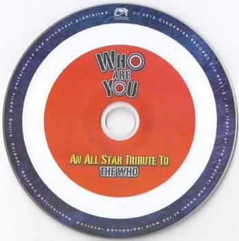 VA - Who Are You - An All-Star Tribute To The Who (2012)