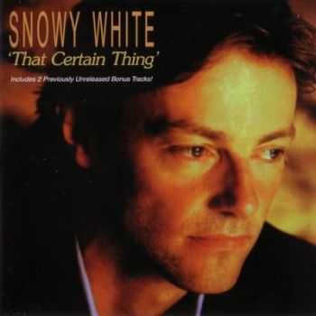 Snowy White - That Certain Thing (1987) [Lossless+Mp3]