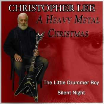 Christopher Lee - A Heavy Metal Christmas 2012 (Single)