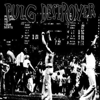 Puig Destroyer - s/t (2014)