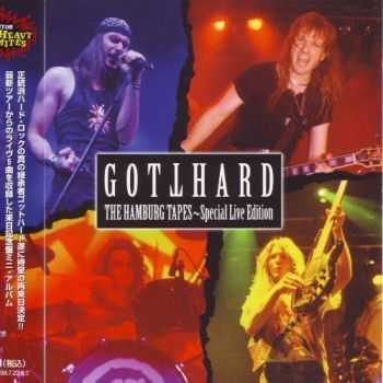 Gotthard - The Gamburg Tapes (1996) [BVCP-9214] (Lossless+Mp3)