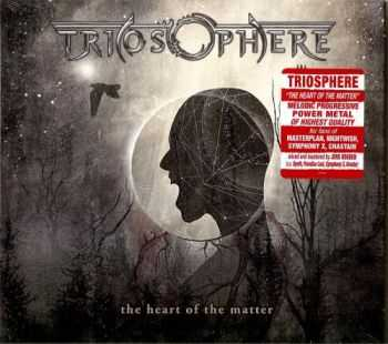 Triosphere - The Heart Of The Matter (Limited Edition) (2014) (Lossless)