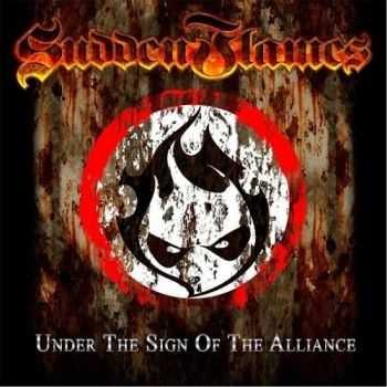 SuddenFlames - Under The Sign Of The Alliance (2014) (Lossless)