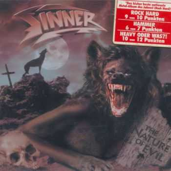 Sinner - The Nature Of Evil (1998) Mp3+Lossless