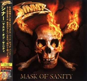 Sinner - Mask Of Sanity (Japan Edition) (2007) Mp3+Lossless