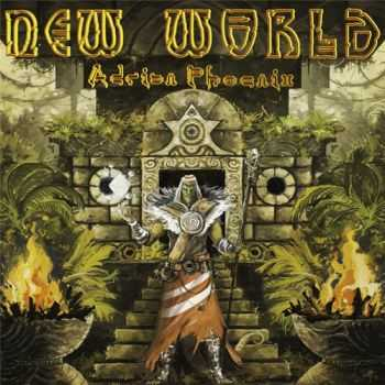 Adrian Phoenix - New World (2014)