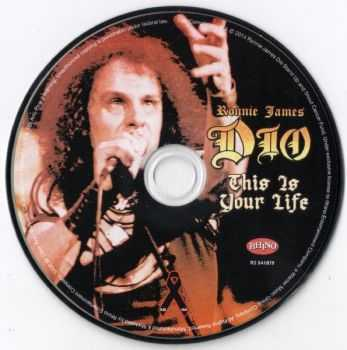 VA - Ronnie James Dio - This Is Your Life (2014)