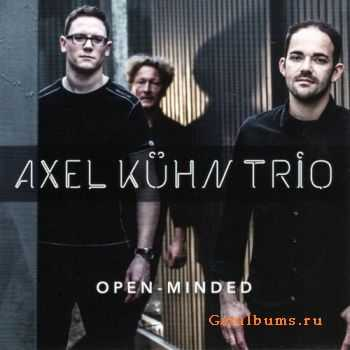 Axel Kuhn Trio - Open-Minded (2014)