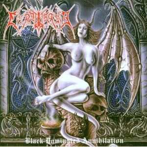 Empaligon - Black Dominated Annihilation (1999)