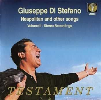 Giuseppe Di Stefano - Neapolitan & other songs (1997)