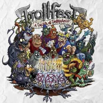 Trollfest -  A Decade Of Drekkadence (Compilation) (2013)