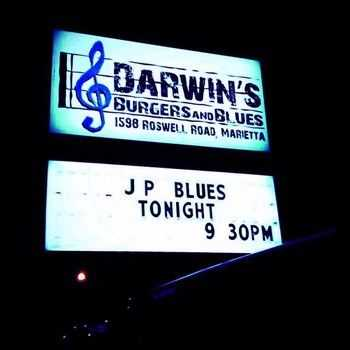 JP Blues - Live At Darwin's (2015)