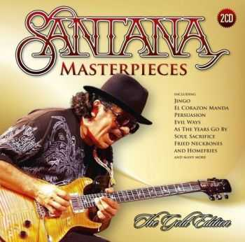 Santana - Masterpieces (The Gold Edition) (2014)