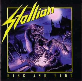 Stallion - Rise And Ride (2014) (Lossless)