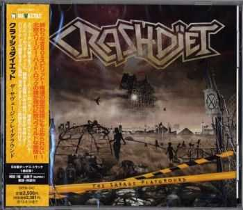 Crashdiet - The Savage Playground (Japanese Edition) (2013)