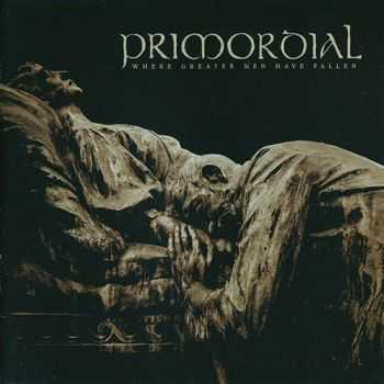 Primordial - Where Greater Men Have Fallen (2014) (Lossless)