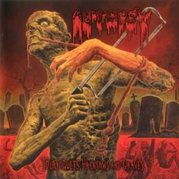 Autopsy - Tourniquets, Hacksaws and Graves  (2014) (Lossless)