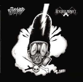 THE BUTCHER PROJECT / FILTHY CHARITY - split (2013)