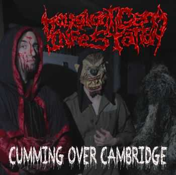 Malignant Germ Infestation - Cumming Over Cambridge (Live) (2014)