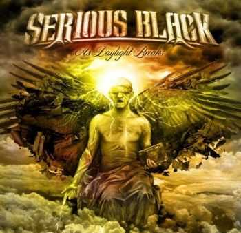 Serious Black - As Daylight Breaks (Limited Edition) (2015)