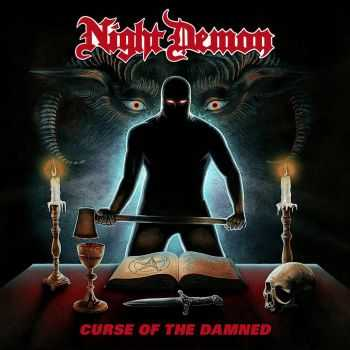 Night Demon - Curse Of The Damned (2015)