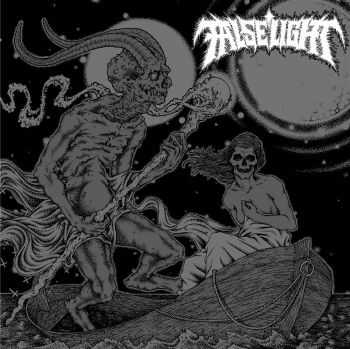 False Light - FORCED BY FLAME (2014)