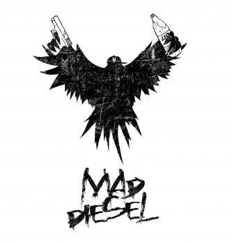 Mad Diesel - Demo (A tank running over lesser tanks) (2013)