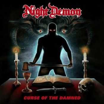 Night Demon - Curse of the Damned (2015) (Lossless)